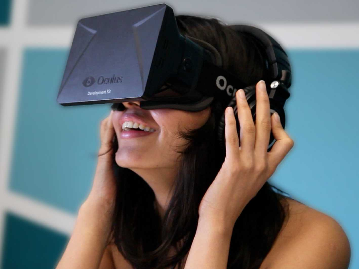 The Oculus Rift brings new questions about product liability.