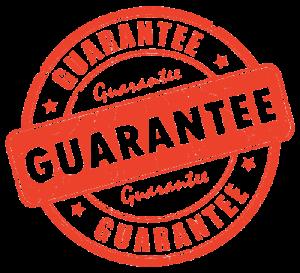 guarantee red